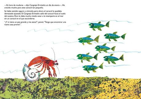 Una casa para Cangrejo Ermitaño (A House for Hermit Crab) (Part of ...