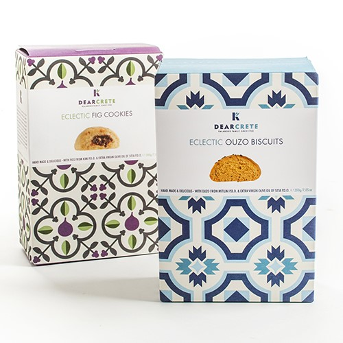 Eclectic Greek Biscuits - Fig