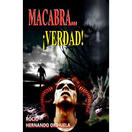 Filme De Terror Para Halloween (Macabra...¡Verdad! (Novela de terror) -)