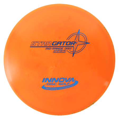 Innova Star Gator 170-172g Midrange Golf Disc [Colors may vary] - 170-172g