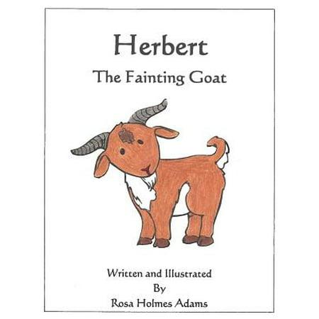 Herbert the Fainting Goat