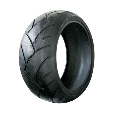 Shinko 005 Advance Rear Motorcycle Tire 240/40R-18 (79V) for Harley-Davidson Softail Rocker Custom FXCWC (ABS) 2011