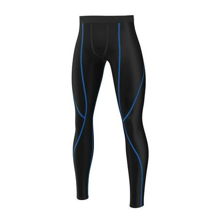 383d9afa38f07 CBD - Mens Compression Shirt Vest Pants Shorts Gym Workout Base Layers  Running Tights - Walmart.com