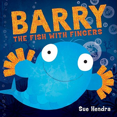 Barry the Fish with Fingers - Fish Flingers