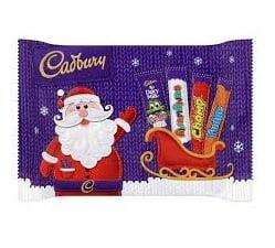 Cadbury Chocolate Small Selection Box 81g (Pack of 3)