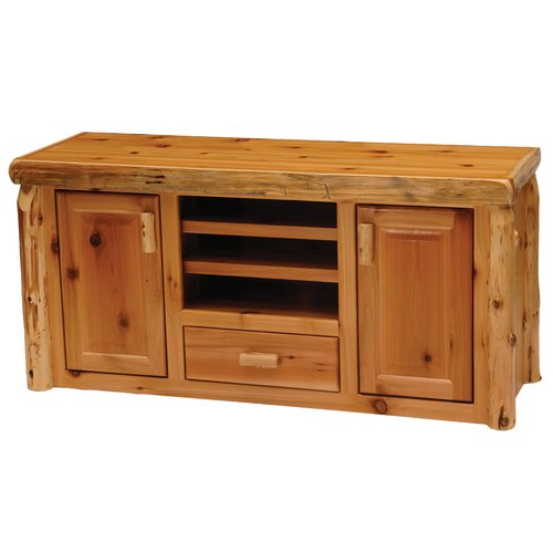 Fireside Lodge 60'' TV Stand