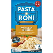 (11 Pack) Pasta-A-Roni Parmesan Cheese Angel Hair Pasta, 5.1 oz Box