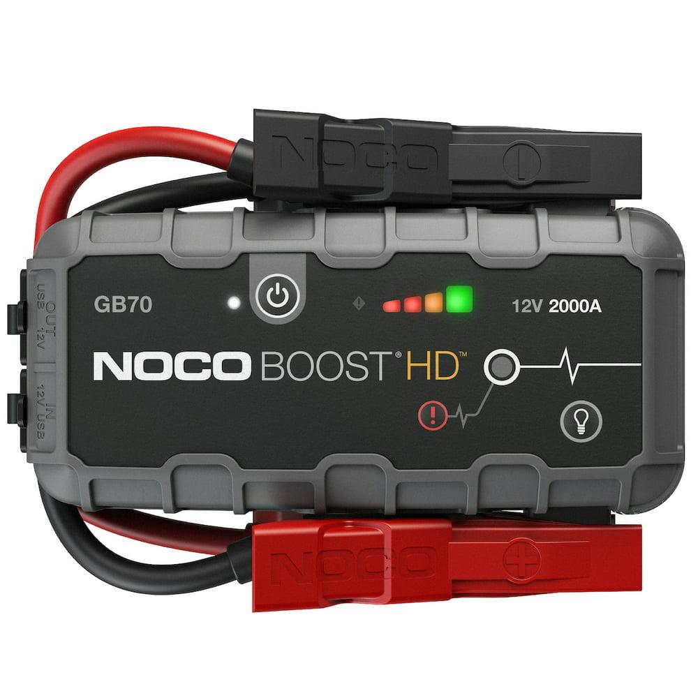 Noco Boost HD GB70 UltraSafe Lithium Jump Starter