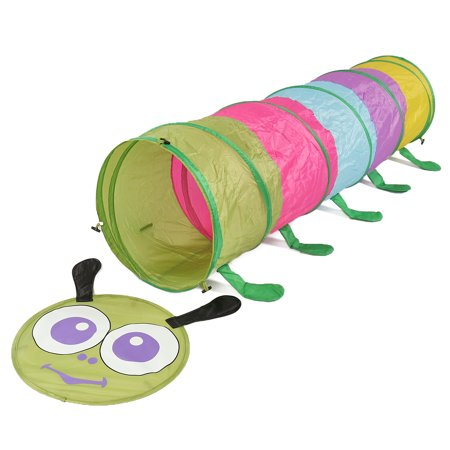 2018 Baby Kids Best Gift Colorful Play Sports & Outdoors Tents Caterpillar Animal Tunnel Crawling Indoor Outdoor Training Children Playing
