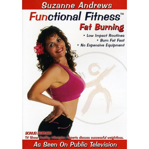 Functional Fitness With Suzanne Andrews: Fat Burning