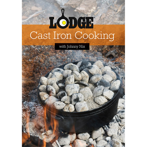 Lodge Cast Iron Cooking with Johnny Nix DVD