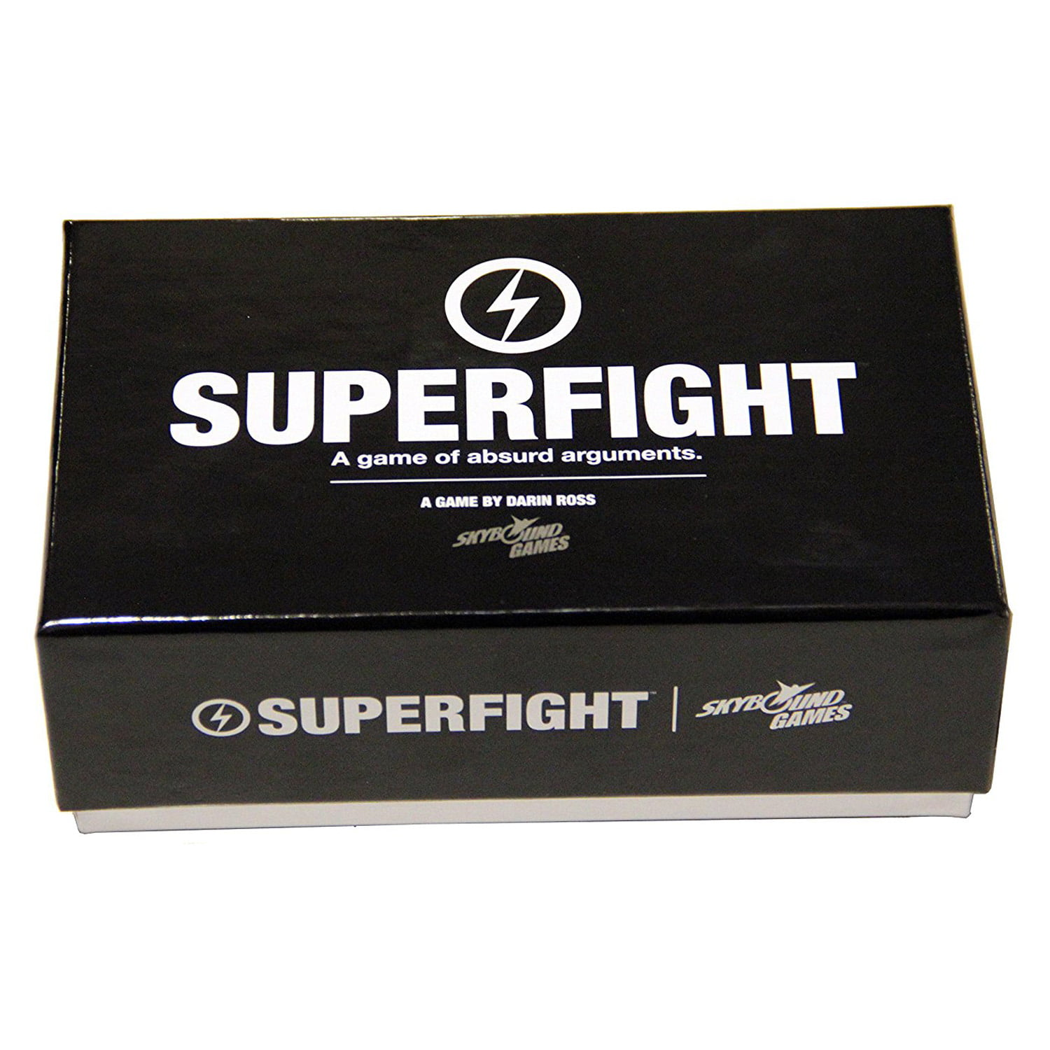 SUPERFIGHT: The Card Game 500-Card Core Deck by Skybound Games