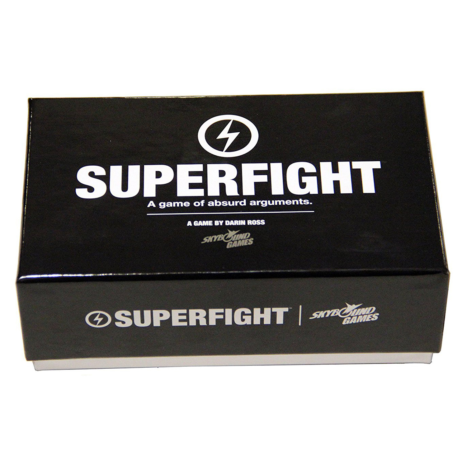 SUPERFIGHT: The Card Game 500-Card Core Deck