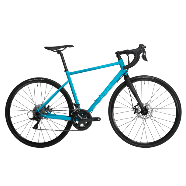 Triban by DECATHLON - Road Bike RC 500 Disc - L - 700c - Blue