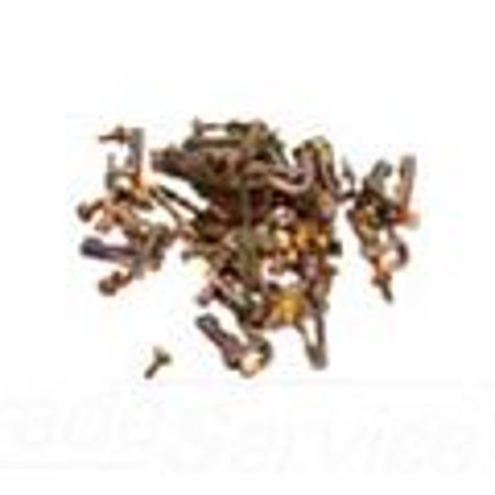 PA115 Timer Off Trippers & Screws (25 Pack), Compatible with all T100 Series Time Switches and Mechanisms By Intermatic Ship from