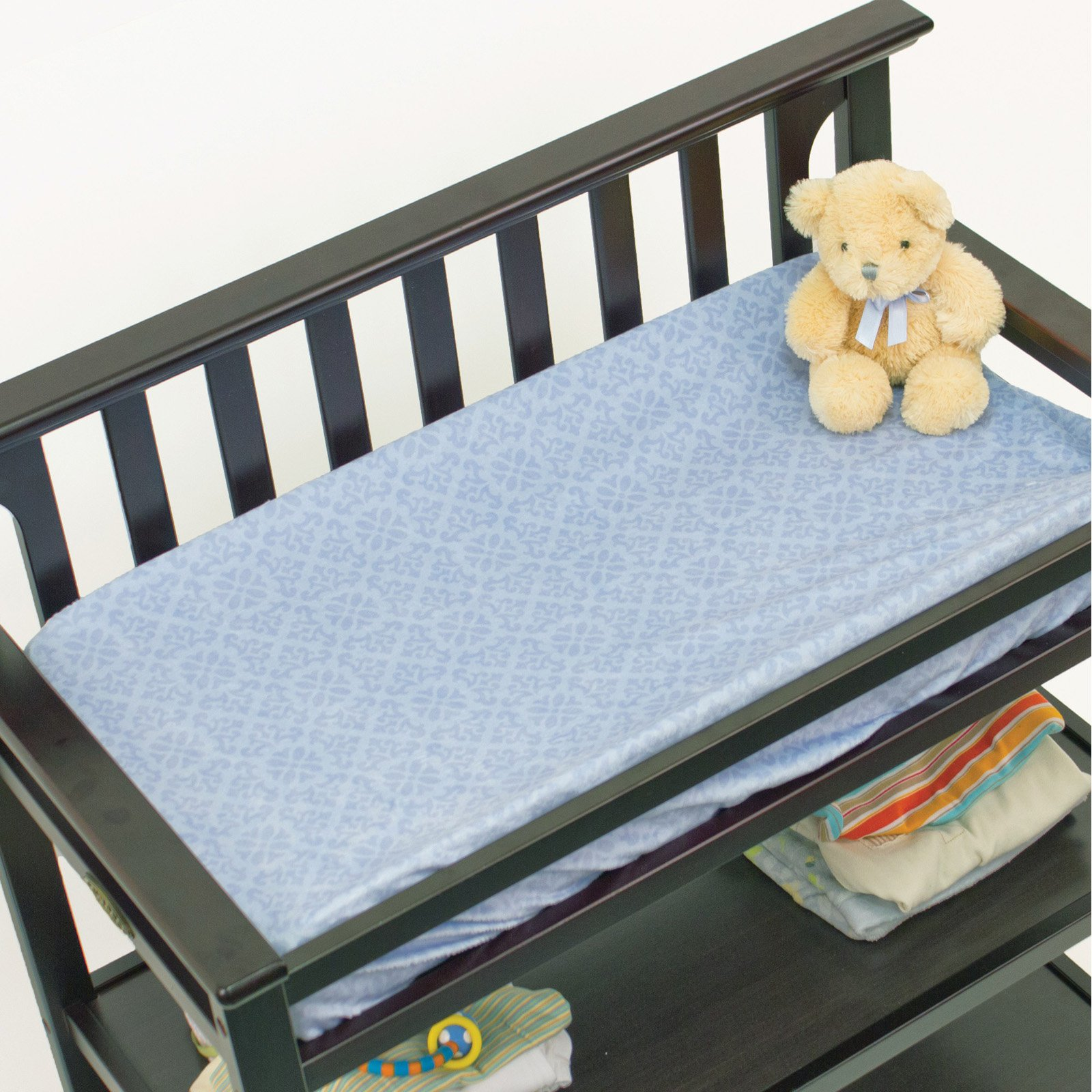 Imagination Elephant Jubilee Changing Pad Cover by Nurture