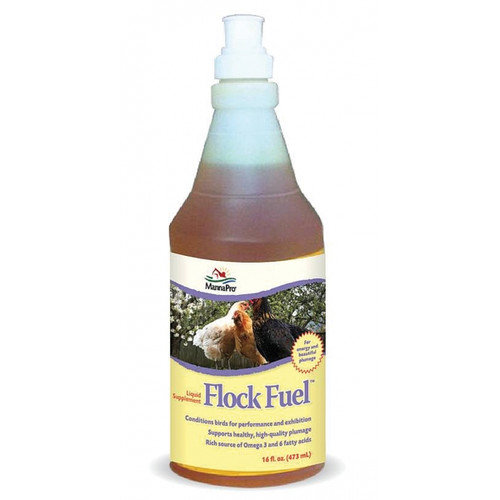Manna Pro 00-2411-5337 Flock Fuel Liquid Supplement