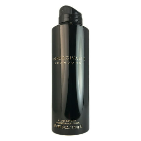 Unforgivable Men Sean John 6oz Body Sp (Top 10 Mens Cologne In The World)