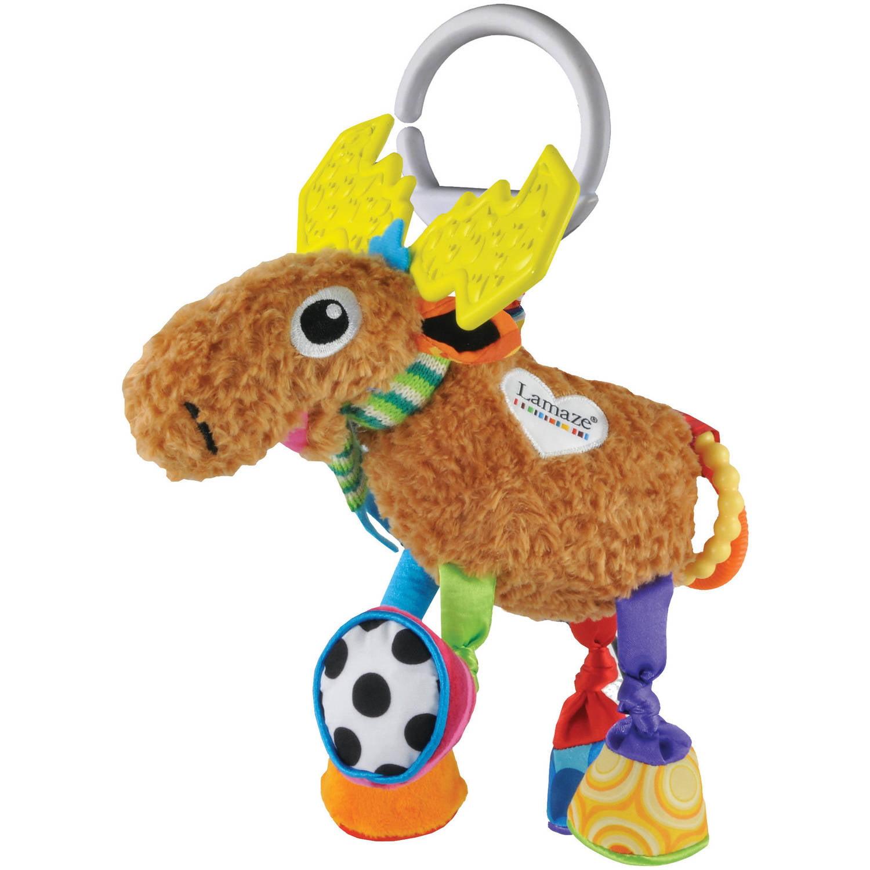 Lamaze Clip & Go Mortimer the Moose