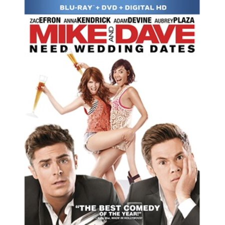 Mike And Dave Need Wedding Dates Online.Mike And Dave Need Wedding Dates Blu Ray