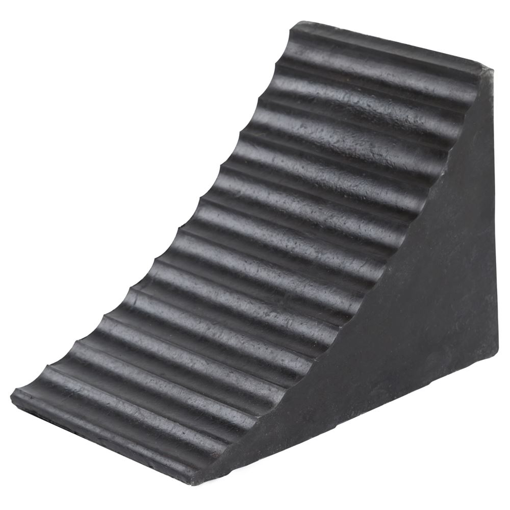 Hauler Truck Industrial Rubber Wheel Chock