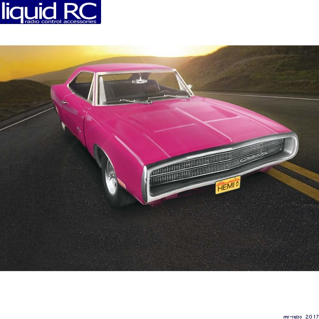 Revell 854381 1 25 1970 Dodge Charger R T by