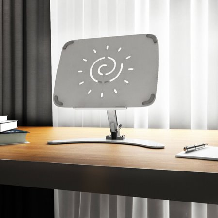 Gymax Portable Laptop Notebook Stand Aluminum Laptop Holder MacBook Cooling Stand Laptop Notebook Holder