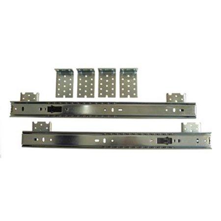 FR5060 14 ZC Fulterer 0 75 Extension Keyboard Slide Zinc 14 in