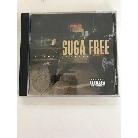 Suga Free - Street Gospel [New CD] Explicit