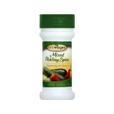 Mixed Pickling Spices - Kent Precision Foods Group W592-H3425 Pickling and Canning Mix, Mixed Pickling Spice, 1.75-oz.