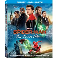 Spider-Man: Far From Home (Blu-ray + DVD + Digital Copy)