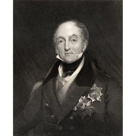 Sir Gore Ouseley 1st Baronet 1770 to 1844 British Diplomat & Oriental Scholar Engraved by H Cook After Rothwell From T Poster Print, 13 x 16](Oriental T)