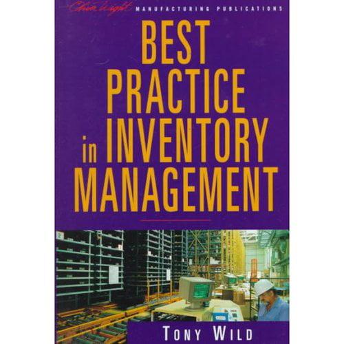best practice in inventory management tony wild pdf