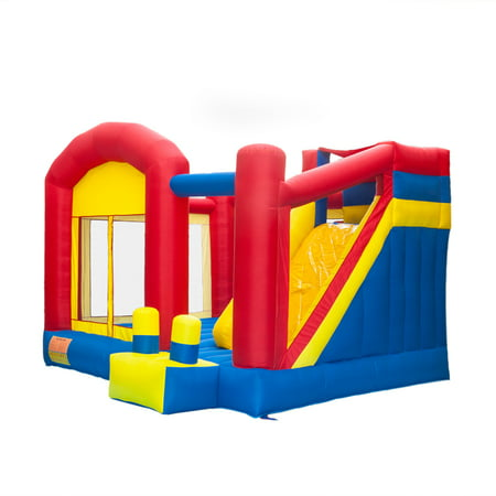 Outdoor Indoor Bounce House Inflatable Jumping Castle Bouncer W