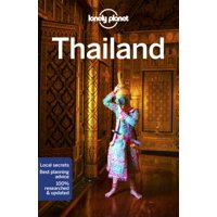 Travel guide: lonely planet thailand - paperback: 9781786570581