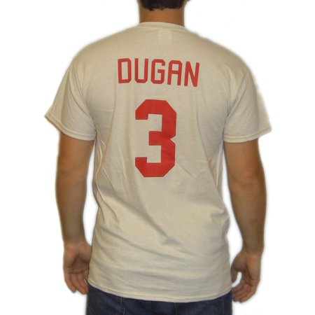 Jimmy Dugan Rockford Peaches Jersey T-Shirt Costume A League of Their Own