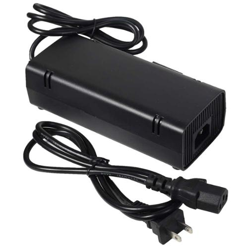Fosmon AC Power Supply Charger Adapter for Microsoft Xbox 360 E - 120W