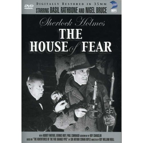 Sherlock Holmes: The House of Fear