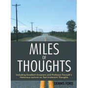 Miles of Thoughts - eBook