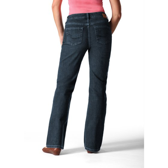 4cb0439abdb Signature by Levi Strauss   Co. - Women s Totally Slimming At Waist ...