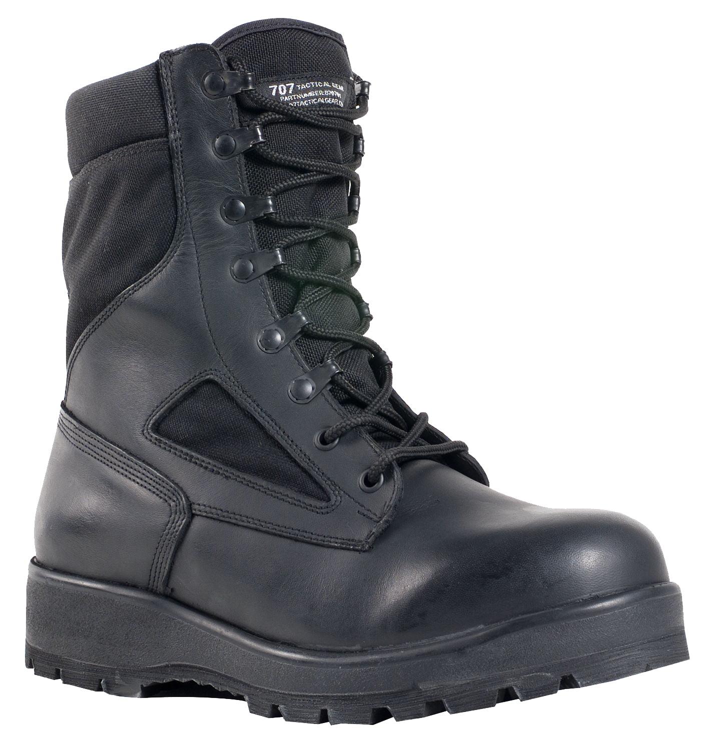 SixKa Men's Combat Mil-Spec Tactical and Military Boot