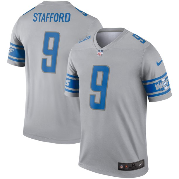 detroit lions stafford jersey