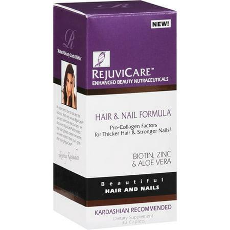 Windmill Health Products RejuviCare  Hair & Nail Formula, 30