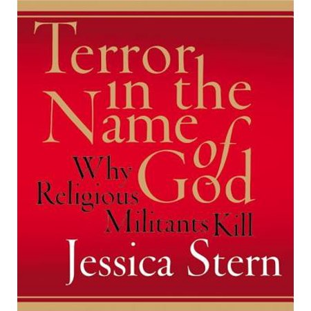 Terror in the Name of God - Audiobook (Jessica Stern Terror In The Name Of God)