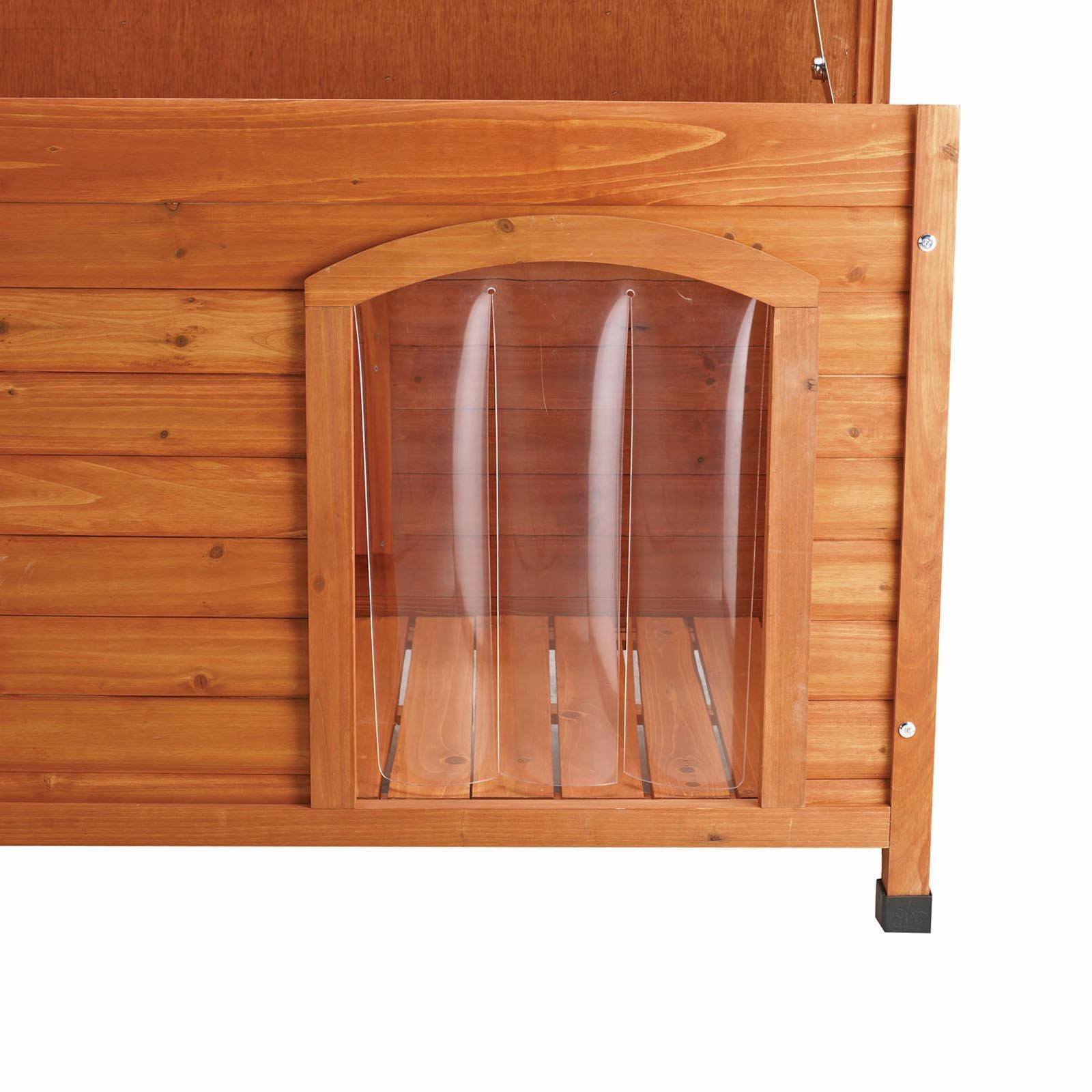 Ware Manufacturing Inc. Premium Doghouse Door Flap, Medium