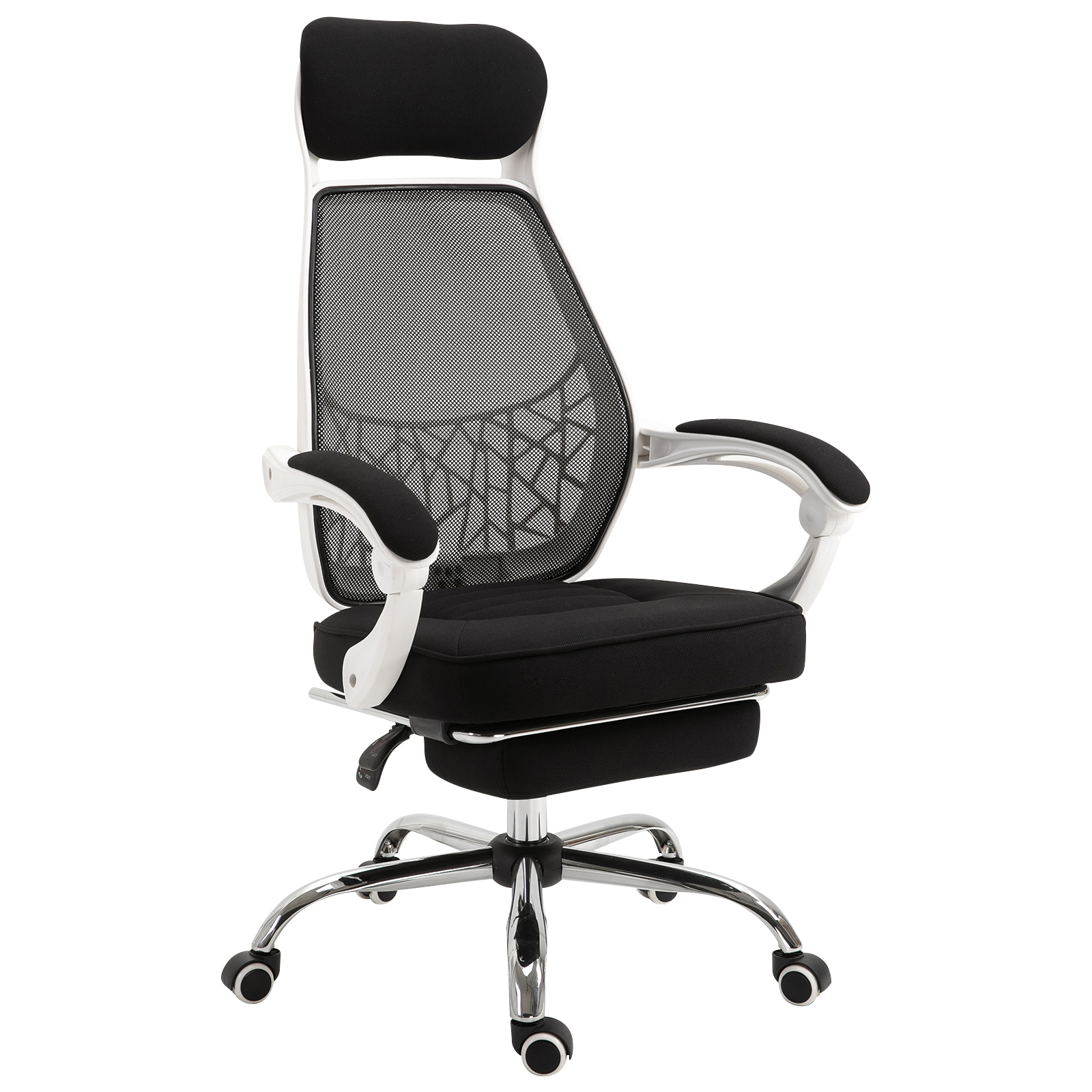 Vinsetto 360° Swivel High Back Office Chair Adjustable