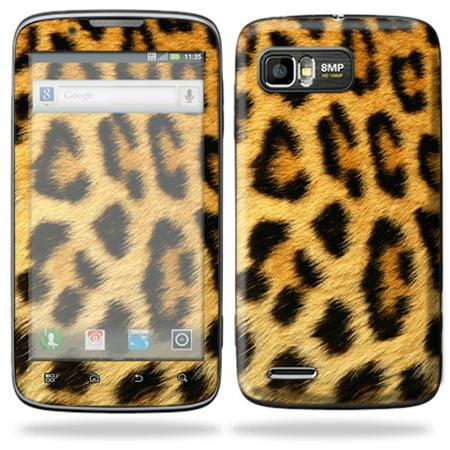 Skin Decal Wrap For Motorola Atrix 2 Ii Cell Phone Cover Cheetah