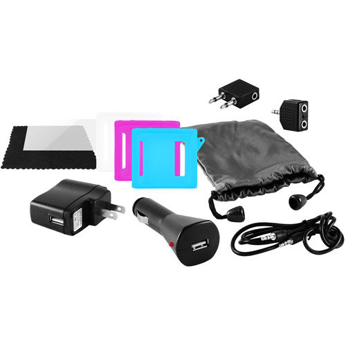 Ematic 11-in-1 Accessory Kit for iPod Nano 6th Generation
