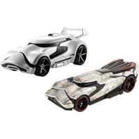 Hot Wheels Star Wars Captain Phasma & First Order Stormtrooper 2-pk