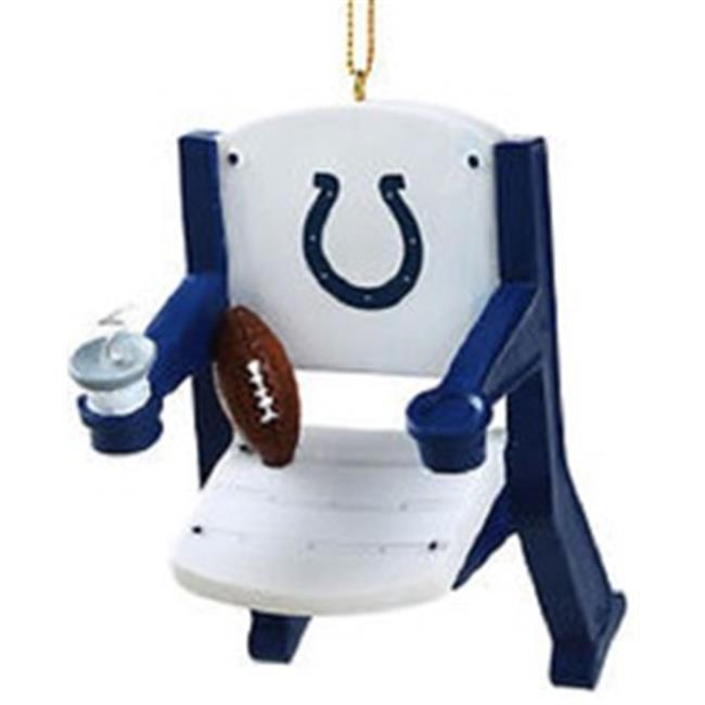Indianapolis Colts Stadium Chair Ornament